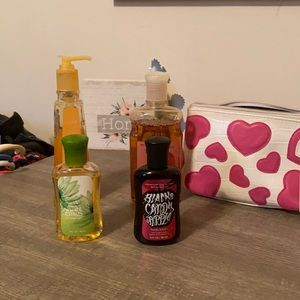 Bath and Body Works Various Soaps and Body Washes